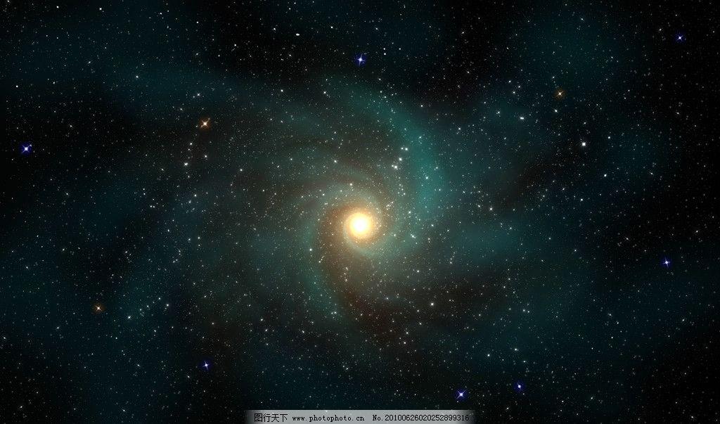 银河桌面壁纸 银河 星云