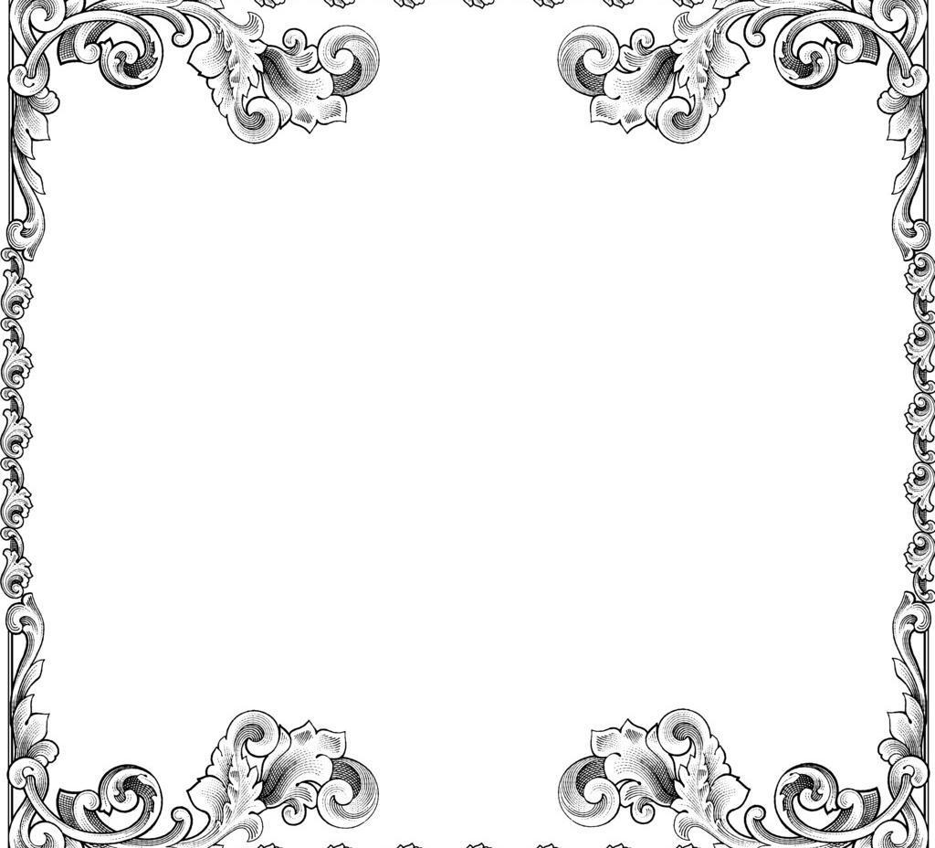 相框 相框模板下载 相框设计素材 相框模板下载 相框 相框图案 欧式