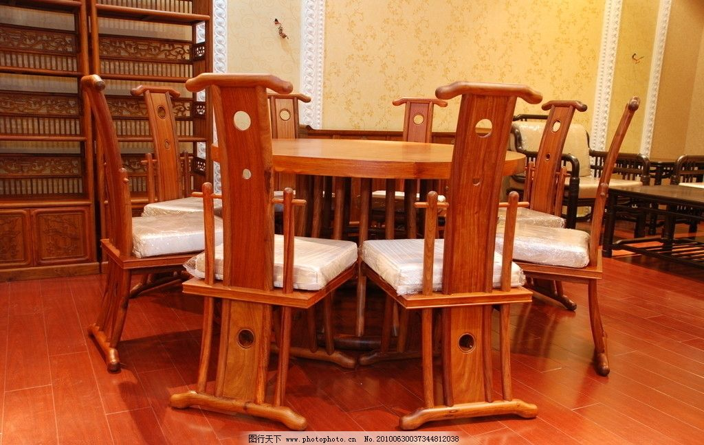 红木家具 红木 家具 组合家具 家居生活 生活百科 摄影 300dpi jpg
